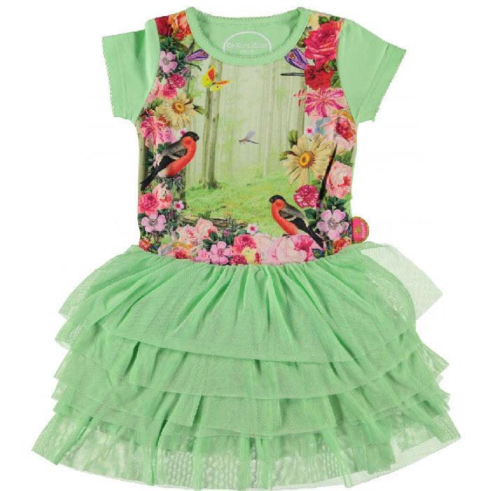 916e2577db6 De Kunstboer jurk Paradise - PaRit kinderkleding- online kleding ...