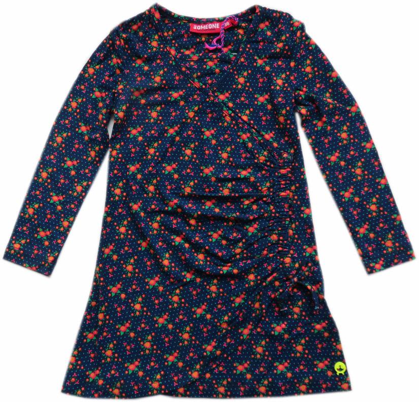 925915247db Someone jurk Bloemen Navy - PaRit kinderkleding- online kleding voor ...